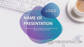 Шаблон презентации Premium 52