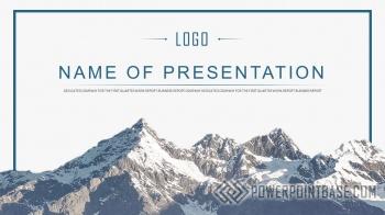 Шаблон презентации Premium 54