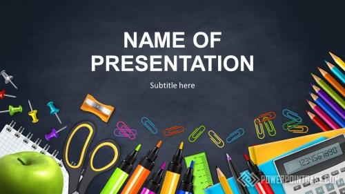 Шаблон PowerPoint №938