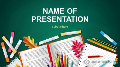 Шаблон PowerPoint №940