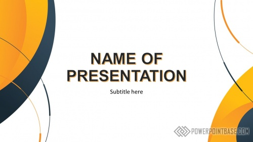 Шаблон PowerPoint №953