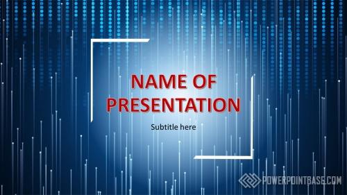 Шаблон PowerPoint №957