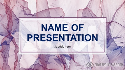 Шаблон PowerPoint №964